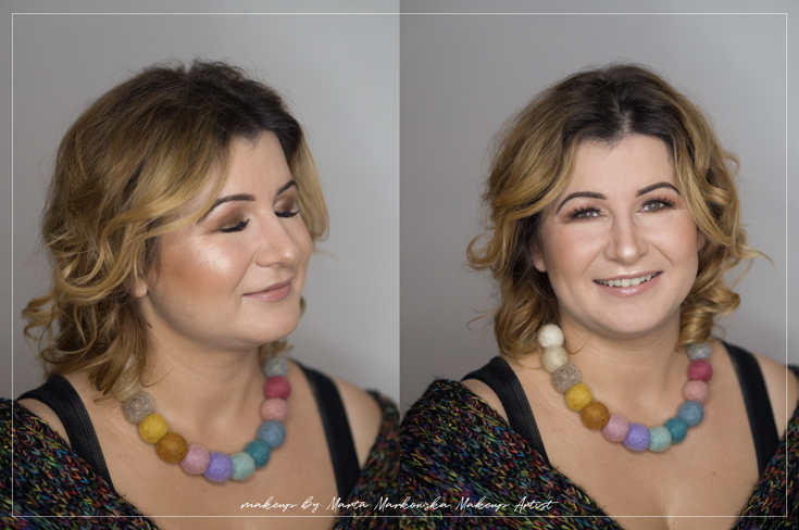 Olgas Makeup Before and After