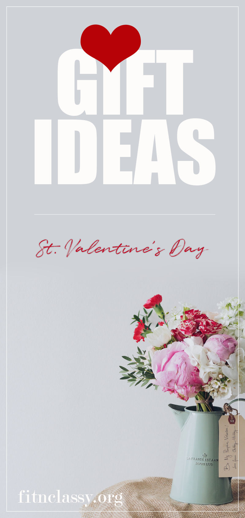 St. Valentine's Day Gift Ideas For Couples