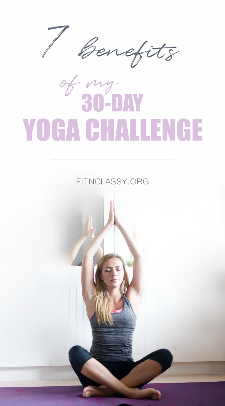 How Completing 30 Day Yoga Challenge Helped Me Benefit From Yoga